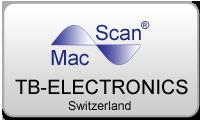 MacScan FlightTimer TB-ELECTRONICS GmbH